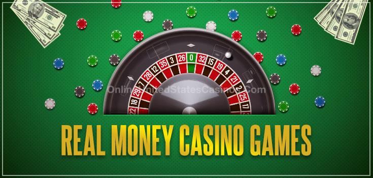 Tikrų Pinigų Kazino Žaidimai