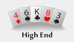 aukščiausia korta