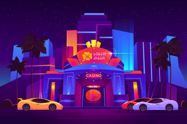 žemės kazino